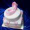 cukorcipellős torta