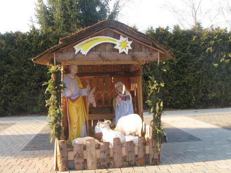 2012. Karácsony, Dísz tér