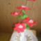 horgolt virágaim,vázáim 3