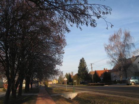 2012. dec. 29. Rákóczi utca.