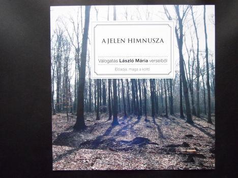 első verses CD-m az előadásomban