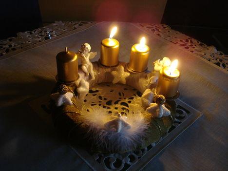 2012 Advent harmadik vasárnapja