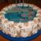 Kisfiam szülinapi tortája(Tejszínes,gesztenyés,rumos)