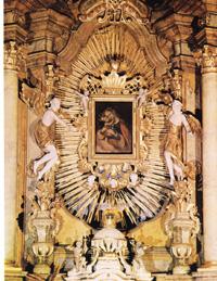 Segítő Mária búcsújáróhelye- Bodajk