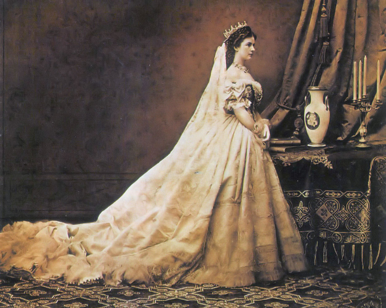 Empress Elisabeth of Austria Wedding