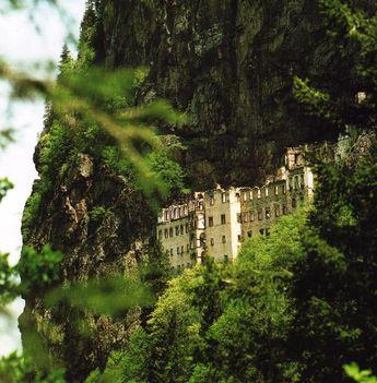 Sumela kolostor