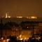 A Citadella Pestről nézve éjjel