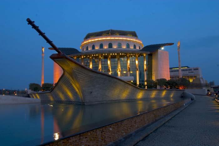 Budapest - Nemzeti Színház