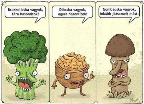 brokolicska vagyok...