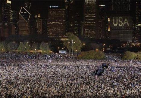 chicagoi népünnepély