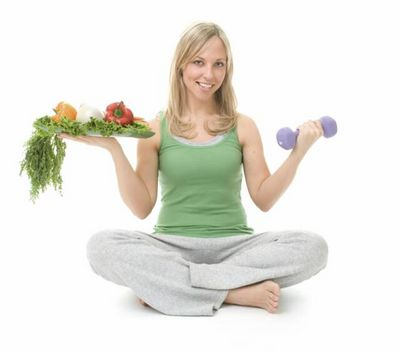 Diéta és fitness