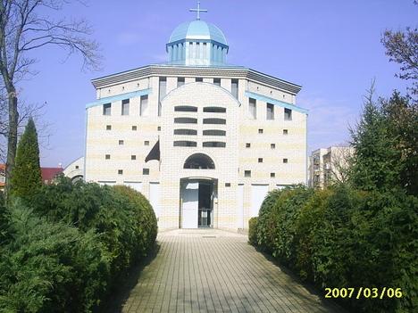 Görög-Katolikus Templom