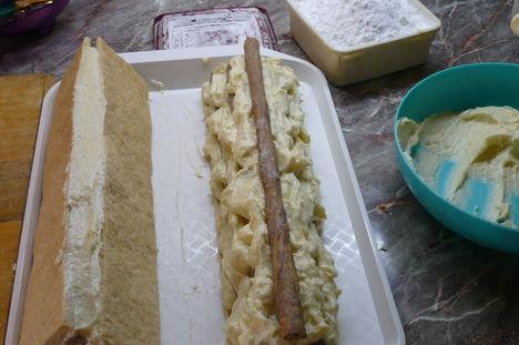 Házikó süti ,így készül