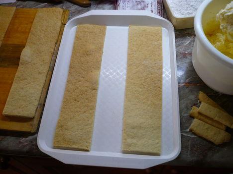 Házikó süti,így készül