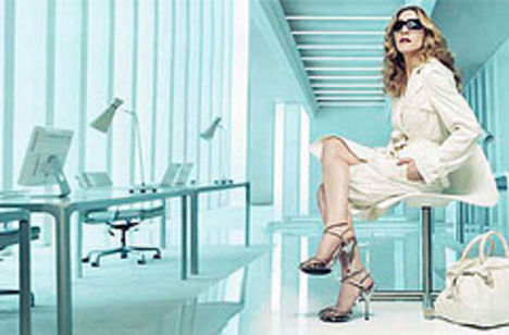 Madonna a H&M-nek