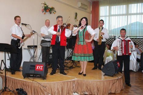 Marosvásárhelyi zenekar ...