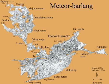 Meteor-barlang, Bódvaszilas