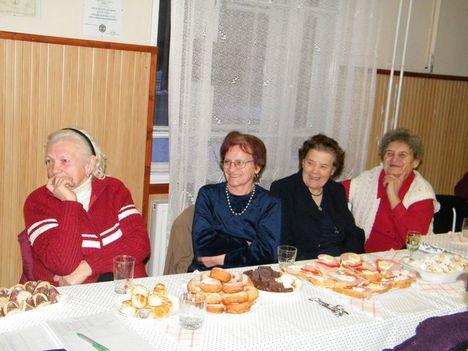 Nyugdíjasklub farsangja 02