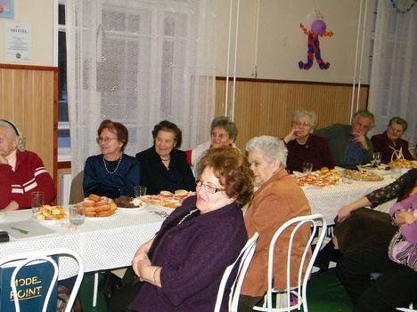 Nyugdíjasklub farsangja 03