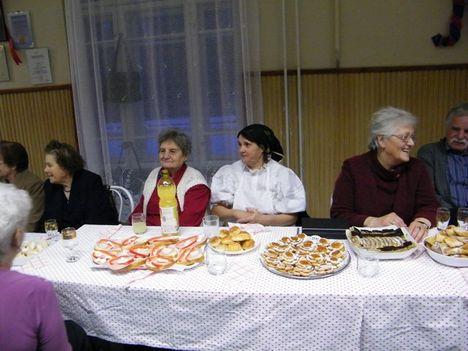 Nyugdíjasklub farsangja 08