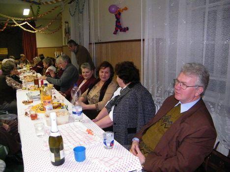 Nyugdíjasklub farsangja 11