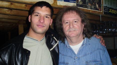 Sárvári Vilmos és én-2011.10.22.-Josefina