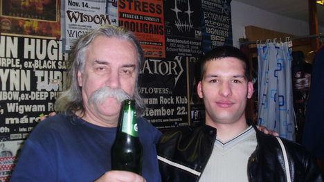 Schuster Lóránt és én