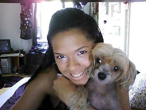 Sonia kutyázik