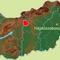 térképen