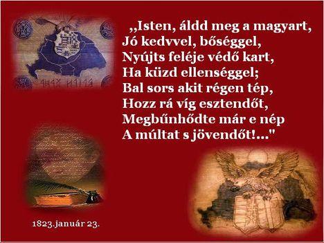 A Himnusz  születésnapjára