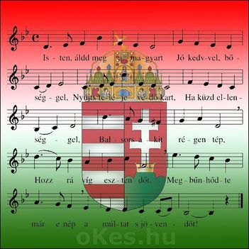 Himnuszunk születése:Dáma Lovag Erdős Anna