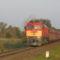 nap nyugta kor úton a gabona vonat