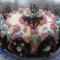 Amerikai-fánk torta