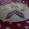 Dió torta, liszt nélküli