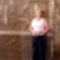 Ildikó Hathor dendarai templomában