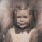 Édesanyám gyerekkori kép
