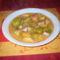 Tejszínes kelbimbó leves