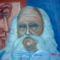 Koós Péter grafikus művész portréja