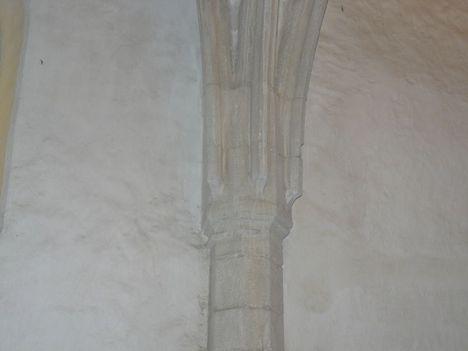 Berhida középkori temploma  / 1363 / 10