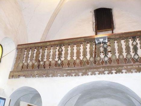 Berhida középkori temploma  / 1363 / 11