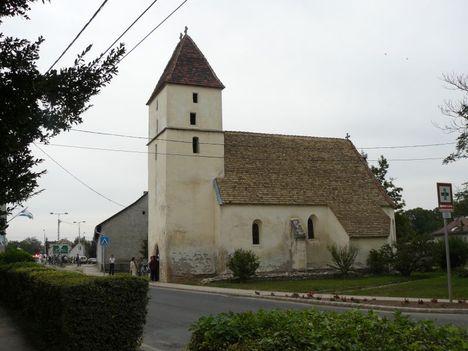 Berhida középkori temploma  / 1363 / 6