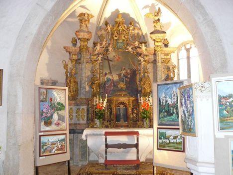 Berhida középkori temploma  / 1363 / 8
