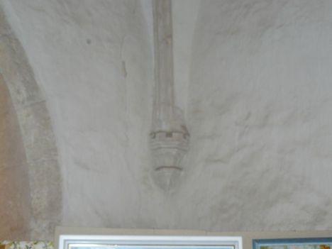 Berhida középkori temploma  / 1363 / 9
