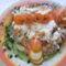 Csirkemell savanyú káposztával