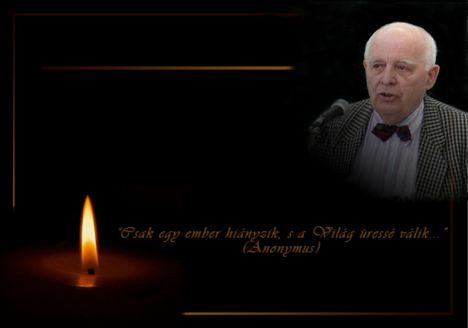 Kovács Győző bácsi, egyik első informatikusunk