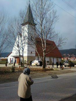 Nagykovácsi református templom avató 2012. december 12