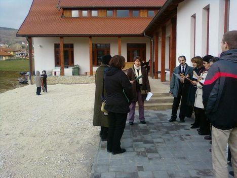 Nagykovácsi református templom avató 2012. december 1