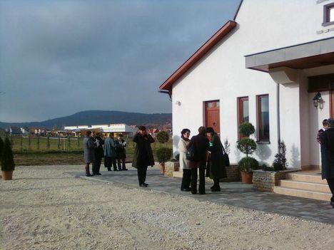 Nagykovácsi református templom avató 2012. december 9