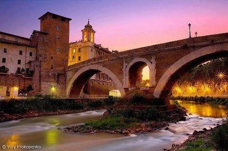 ponte Fabricio - Roma