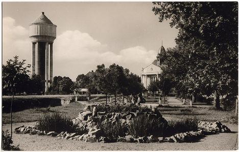 víztorony 1960